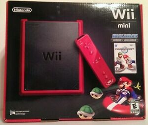 Looking for Wii Mini in Box with Mario Kart