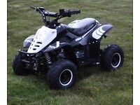 ORION MIKRO 70cc KIDS QUAD - BLACK - IN STOCK NOW!!!