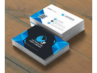 Business Card Printing - 400gsm SILK (1,000 Quantity) - £30 only