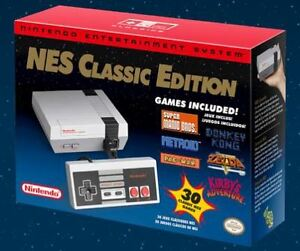 Nes Classic Edition Mini Nintendo BRAND NEW *Hacking available*