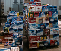Beer LCBO empties removal