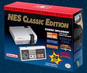 Nes Classic Edition Mini Nintendo New in Box *Hacking available*