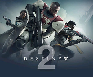 Destiny 2 - $40 or best reasonable offer