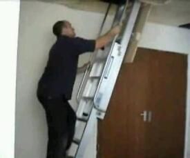 Loft Ladder Youngman Deluxe