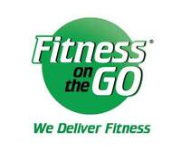 In home Personal Training with Fitness on the Go PEI