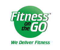 In home personal training with Fitness on the Go