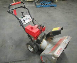 1980s-'90s 5/23 dual stage MTD snowblower wanted for parts