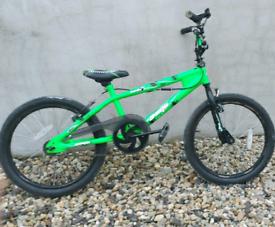 """20"""" amigo bmx bike"""