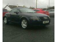 2005 Audi tt 1.8t sport sale or swap pos px