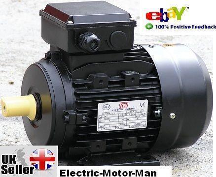 1hp motor single phase ebay for 1hp 3 phase motor