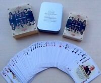 Poker cards, new