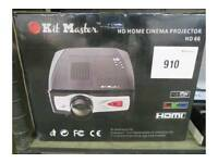 HDMI home cinema projector LED HD kitmaster