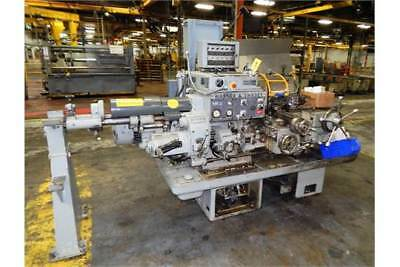 Warner Swasey Number 3 Turret Lathe