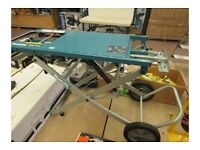 The Makita 194943-7 (WST01) mitre saw stand
