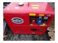 BDE6700T3 200/400v Diesel Generator