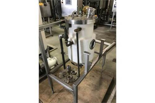 Pharmaceutical Reactor / Fermenter 40 L 10 gallons Porter Matthews Scientific