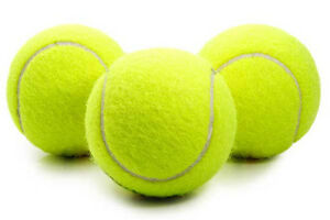 Wanted: Old tennis balls