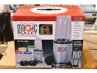 magic bullet blender juicer mixer food processer new