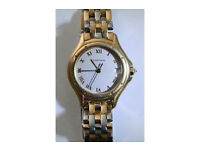 Cartier Panthere wristwatch set in an 18ct gold case and bezel with date aperture