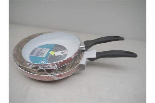 Ceramic Fry Pan Set
