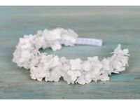 Handmade wedding hair accessories for girls' (women's also available upon request)