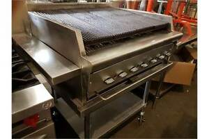 Restaurant Equipment Auction – Top-Quality Charbroilers!