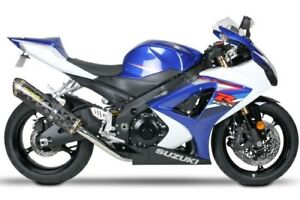 07 08 gsxr 1000 two brothers racing bolt on exhaust