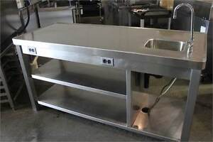 Stainless Steel Tables & Sinks - Best Offer