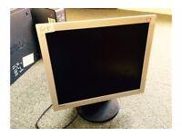 19 inch flatscreen monitor for sale