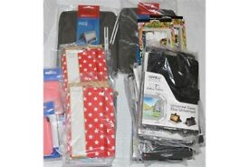 22 X ASSORTED TABLET & PHONE CASES - NEW