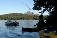 Hunting & Fishing camp needs on site summer help!