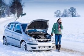 Don't want to get caught out this winter? Get your car checked over before it's too late!