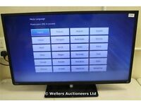 """TOSHIBA 39"""" SMART LED TV *OPEN TO OFFERS*"""