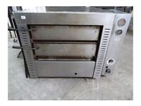 fage 2 deck gas pizza oven