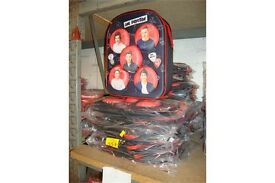 One Direction 3D junior backpacks
