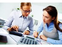 Bookkeeping 15/h/Self assessment/Annual accounts/ Corporation tax/VAT/Payroll