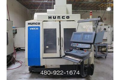 2005 Hurco Vmx-30 Vertical Machining Center Ref 7800466