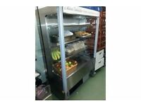 Refrigerated wall unit, 1phase