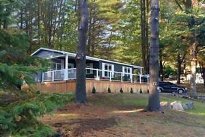40 Minutes from Orillia, Beautiful Bonnie Lake Cottage Ownership