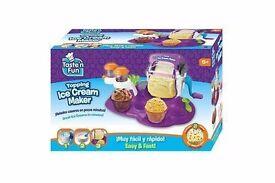 Taste and Fun Topping Ice Cream Maker Taste and Fun Topping Ice Cream Maker new boxed