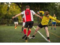 5 a-side Social Football- PADDINGTON - Play When You Want, 7-8pm (THURSDAY)
