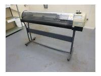 Gerber Fastrack 1300, Large Format Plotter/Cutter