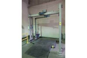 Muller 2502 Stretch Wrap Pallet Wrapping System