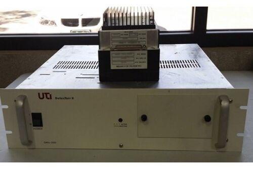 UTI Detectorr ll RGA Residual Gas analyzer QMA-200