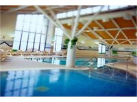 Bournemouth Marriott Health Spa Pass Ticket For 2 People Half Price Valid To August