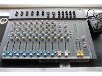 Soundcraft Spirit Folio SI Mixing Console