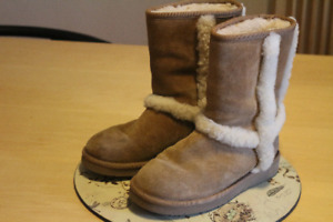 UGG Leather Sandals-size (Sz us5)