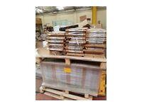 wholesale kitchen cupboard door Pallet of approx 100 Cabinet doors 700 x 300mm