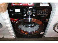 LG Washing Machine with 9kg Load 1400 Spin **New / Display Item** Delivery Available
