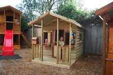 Kids Cubby House | Matt's Homes | Townhouse Cubby Bayswater North Maroondah Area Preview